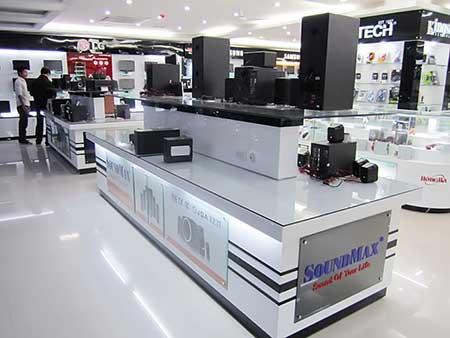 Showroom Hồng Hà