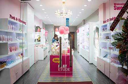 Showroom Etude House
