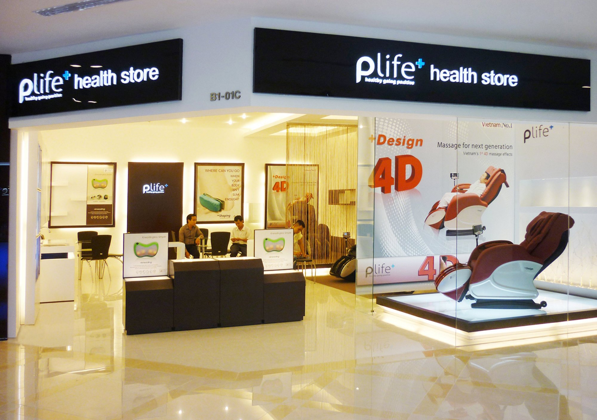 SHOWROOM PLIFE